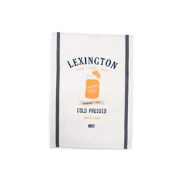 Lexington Printed Cotton Twill Cold Pressed Kitchen Towel, 50x70 cm
