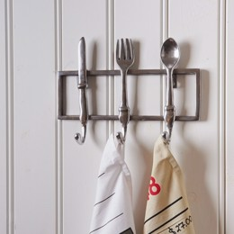 Riviera Maison Kitchen Cutlery Hook - Knage