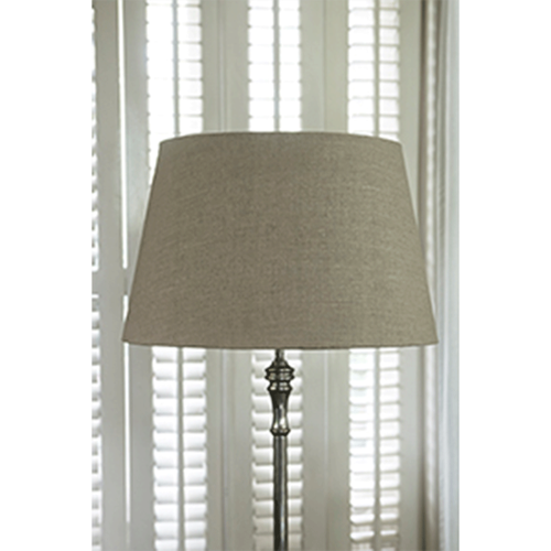 Riviera Maison Classic Natural Linen Lampshade-lampeskærm