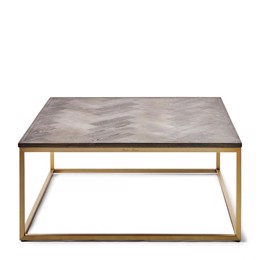 Riviera Maison Costa Mesa Coffee Table 90x90 cm (Bestillingsvare)