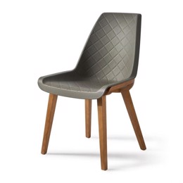 Riviera Maison Amsterdam City Dining Chair, Cloudy Grey