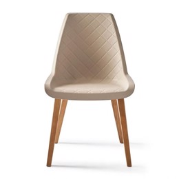 Riviera Maison Amsterdam City Dining Chair Taupe