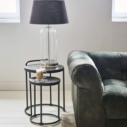 Riviera Maison Shoreditch End Table S/2 - RM INTERIØR SPECIAL DEAL