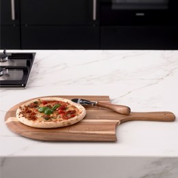 Riviera Maison - RM Pizza Platter With Cutter