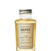 DEPOT No. 601 Gentle Body Wash Classic Cologne
