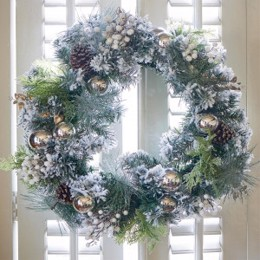 Riviera Maison An Amazing Christmas Wreath 65 cm