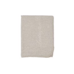 Lexington Hotel Blanket White/Light Beige - plaid (1 stk. tilbage)