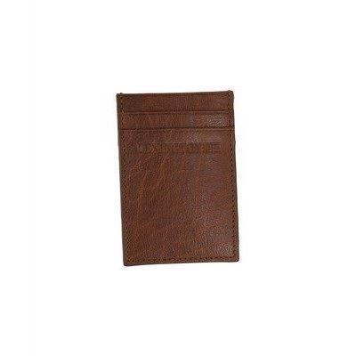 Lexington Hobson Leather Cardholder Cognac - kortholder