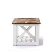 Riviéra Maison sidebord - Chateau Chassigny End Table 60x60 cm (Bestillingsvare)
