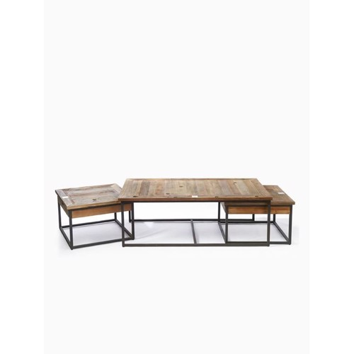 Riviera Maision Shelter Island Coffee Table S/3 (Bestillingsvare)