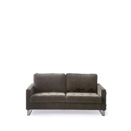 Riviéra Maison sofa - West Houston Sofa 2,5 seater, velvet shadow (Bestillingsvare)