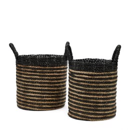 Riviera Maison City Loft Basket Set of 2 pieces